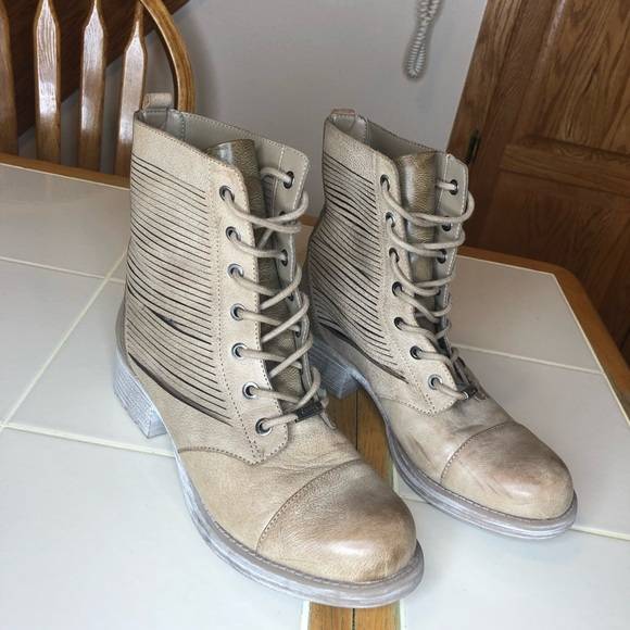 c3c0ee653da60f Circus by Sam Edelman Shoes - Circus by Sam Edelman Gaston Slashed Combat  Boots